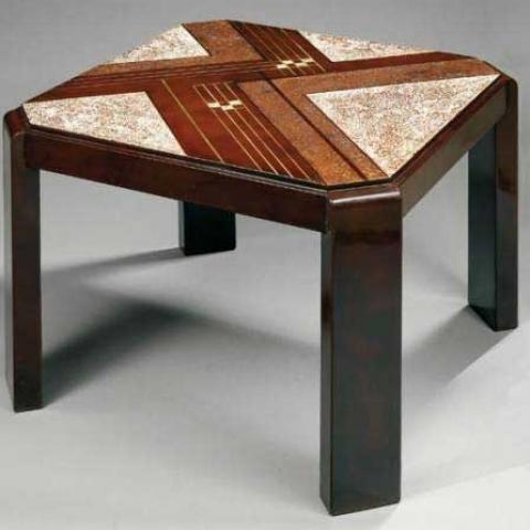 Table basse. Circa 1930.